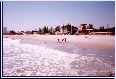 South Beach from The Jetty